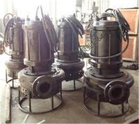 河道潜水渣浆泵选型
