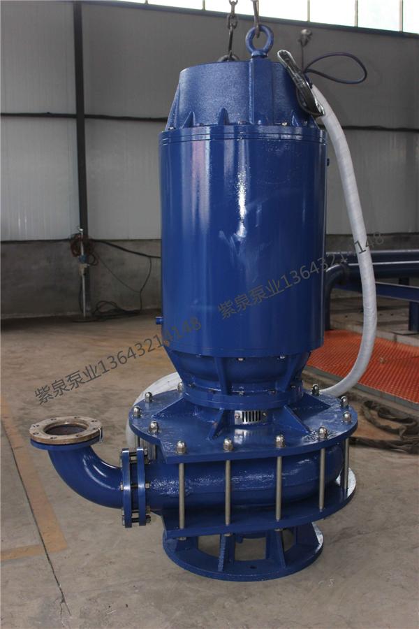 大顆粒潛水渣漿泵價格