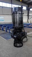 大颗粒潜水渣浆泵