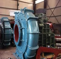 高铬合金挖泥泵生产商