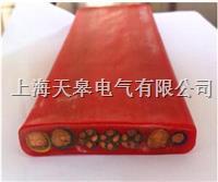 YCB硅橡胶扁平电缆