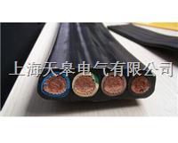 YGCB-L耐热型加钢丝硅橡套扁平电缆 耐热型加钢丝硅橡套扁平电缆厂家