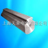 钢铝和铝合金复合接触线
