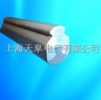 外露式钢铝接触线