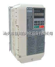 安川E1000风机专用变频器