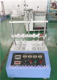 按键寿命试验机 按键开关疲劳试验机 多功能按键寿命测试仪 KW-AJ-2