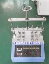 硅胶按键寿命试验机 按键开关疲劳试验机 KW-AJ-8022