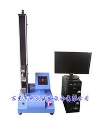 北京单柱电脑万能材料拉力机  KW-LL-9010A