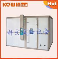 LED显示器步入式恒温恒湿老化房 KW-RM-容积