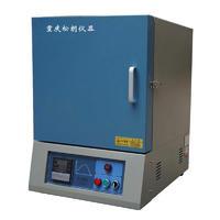 重庆小型高温炉1300度硅碳棒加热炉
