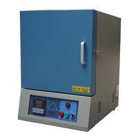 1300℃硅碳棒加热高温箱式马弗炉