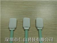净化棉签 防静电無塵棉簽、光纤连接器清洁棒、光纤连接器擦拭棒