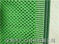 绿色防滑垫 防滑垫性能、防滑垫优点、防护垫价格、绿色防滑垫配托盘、防静电止滑垫