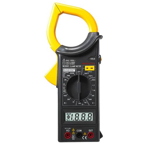 数字电流钳形表 M266C