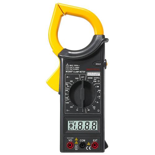 数字电流钳形表 M266F
