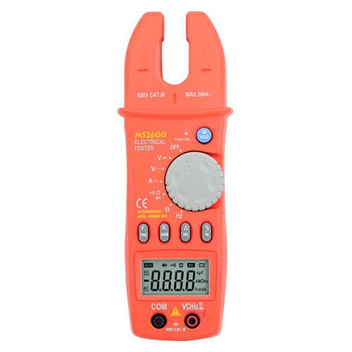 叉式数字电流表 MS2600