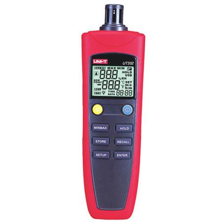 数字温湿度计 UT332