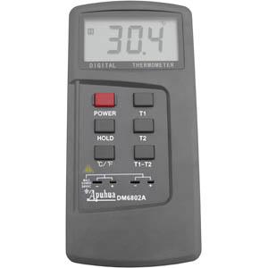 双通道数字温度表 DM6802A