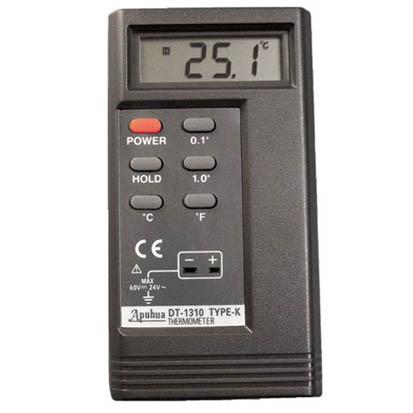 数字温度表 DT1310