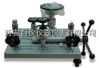 西安仪表厂活塞压力计 YS-6,YS-60,YS-600