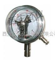 YXCJ-100,抗震磁继电接点压力表 YXCJ-100