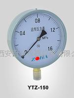YTZ-150电阻远传压力表 YTZ-150