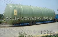 供应玻璃钢卧式容器
