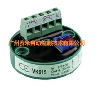SINEAX VK615溫度變送器154873/81/99/06/14 SINEAX VK615