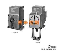WGK阻尼器及閥馬達致動器 WGK