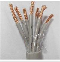 八芯视频线 八芯视频监控线-八芯同轴电缆