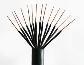 钢塑复合带铠装通信电缆HYA53 钢塑复合带铠装通信电缆HYA53