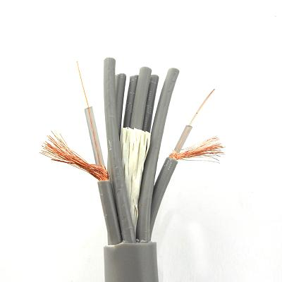铠装射频同轴电缆-SYV23 铠装射频同轴电缆-SYV23