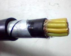 控制电缆KVVP22 14×1.0 控制电缆KVVP22 14×1.0