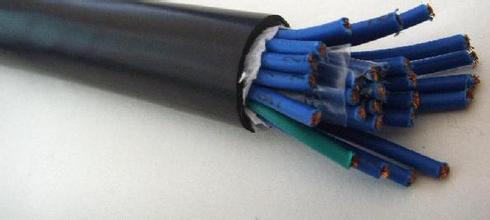 生产阻燃屏蔽控制电缆KVVP2 生产阻燃屏蔽控制电缆KVVP2
