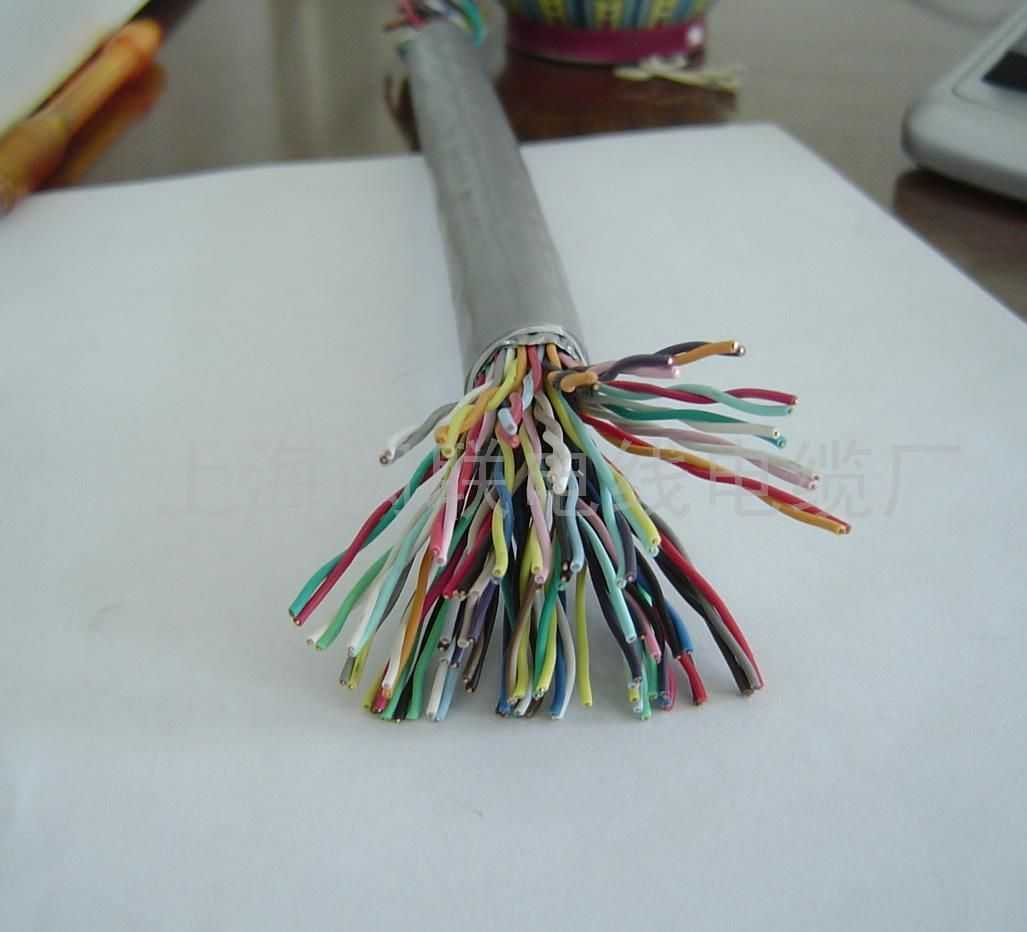 铜箔屏蔽控制电缆KVVP2 铜箔屏蔽控制电缆KVVP2