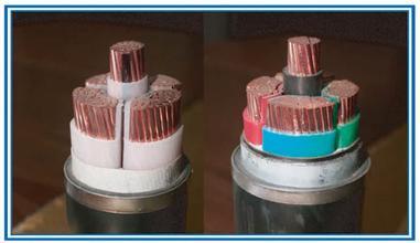 钢带铠装通信电缆HYA53系列 钢带铠装通信电缆HYA53系列