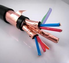 总屏蔽阻燃计算机电缆ZR-DJYVP 12*2*0.75 总屏蔽阻燃计算机电缆ZR-DJYVP 12*2*0.75
