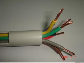 阻燃钢带铠装软电缆ZA-RVV22(ZRRVV22 阻燃钢带铠装软电缆ZA-RVV22(ZRRVV22
