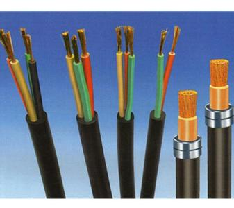 自承式控制电缆 KVVRC 行车控制电缆 自承式控制电缆 KVVRC 行车控制电缆