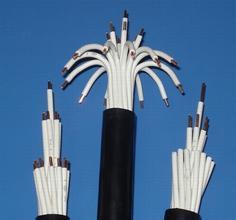 高频隔离充油通信电缆HYAT 高频隔离充油通信电缆HYAT