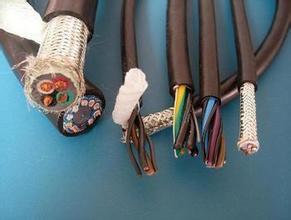 MHYBV 钢丝编织矿用信号电缆 MHYBV 钢丝编织矿用信号电缆