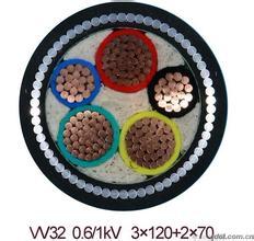 ZP-KVVP控缆能作低压电源线 ZP-KVVP控缆能作低压电源线