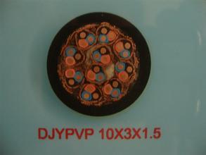 绝缘电力电缆ZA-RVV 3*10 绝缘电力电缆ZA-RVV 3*10
