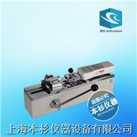 上海本杉HM-1K手动卧式推拉力计测试支架 HM-1K