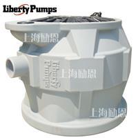 上海一用一备污水提升装置 美国利佰特污水提升装置P682LE102  商场/别墅地下室专用排污泵 P682LE102