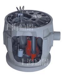 美国利佰特污水提升装置 P382LE52  别墅专用污水提升器 无堵塞提升器 别墅地下室专用污水提升泵  P382LE52