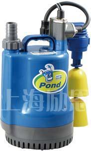 台湾河见水泵 POND家用轻型水泵 POND-S250FV  POND-S250FV
