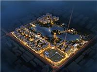 住宅园林景观设计—湖南汉寿天济城