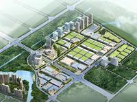 (环境景观)公共空间园林景观设计—湖南湘西北汽贸城