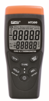 意大利HT HT300带K/J型探头的红外线温度计 HT300